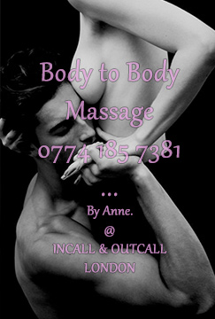 boidy to body massage by Anne