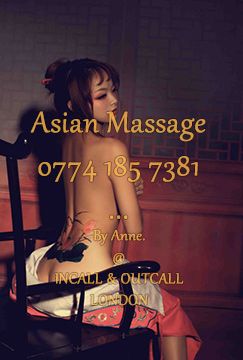 Asian massage service