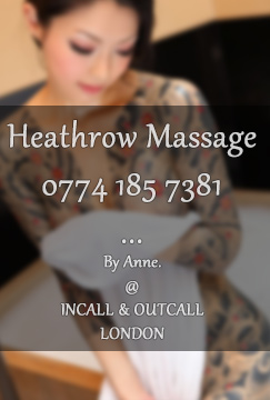we delivery masseuse to heathrow